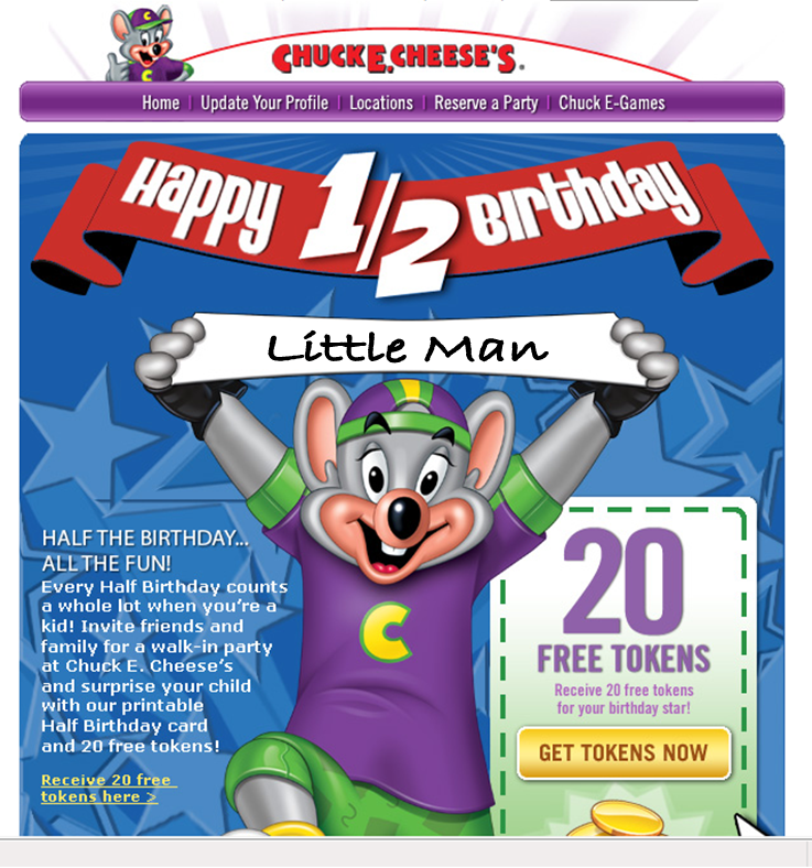 Little mans half birthday updated gublife little mans half birthday updated bookmarktalkfo Image collections