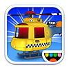 Helicopter Taxi Icon