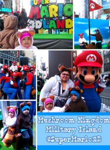 supermario3d event in NYC
