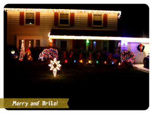 merry and brite