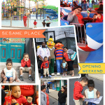 Celebrate being a kid at Sesame Place #openingday