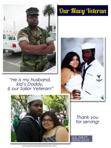 Our Sailor Veteran