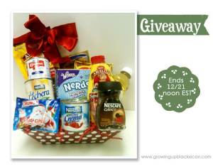 nestle giveaway