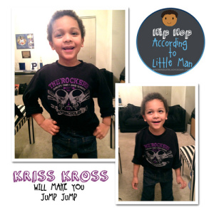 hiphop according to little man kriss kross copy