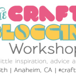 I want to inspire you at The Craft of Blogging