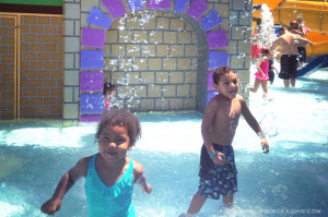 little mans birthday celebration sesame place counts castle