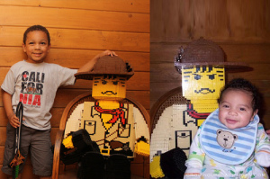 gubcation legoland then and now too