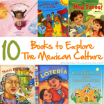 10 Books to Explore The Mexican Culture