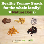 Back to School Snacks with NatureBox