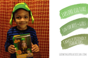 el chavo toys for hispanic heritage