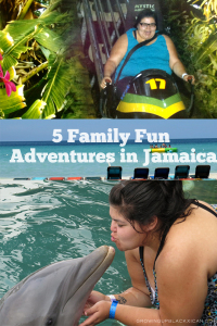 5 Family Fun Adventures in Jamaica