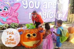 sesame place abby cadabby trick or treat
