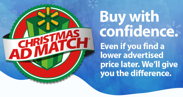 have you started shopping for christmas gifts we started a little earlier than usual this year after learning about walmarts christmas ad match changes