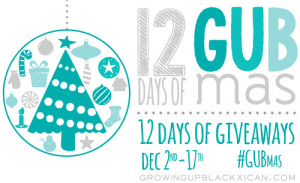 12 days of gubmas