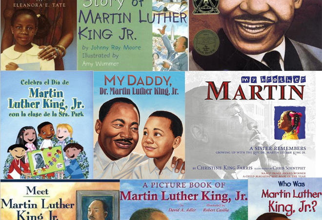MLK KIDS BOOKS