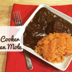 Slow Cooker Recipe: Chicken Mole