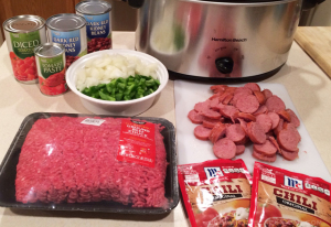 slow cooker hearty beef chili recipe_ingredients