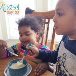 Mixed Heritage Week: Sweet Grits Con La Lechera