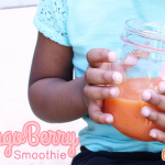 Kid Friendly: Mango Berry Smoothie