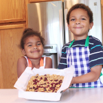 Kids Cookin: 5- Ingredient Cereal Bars