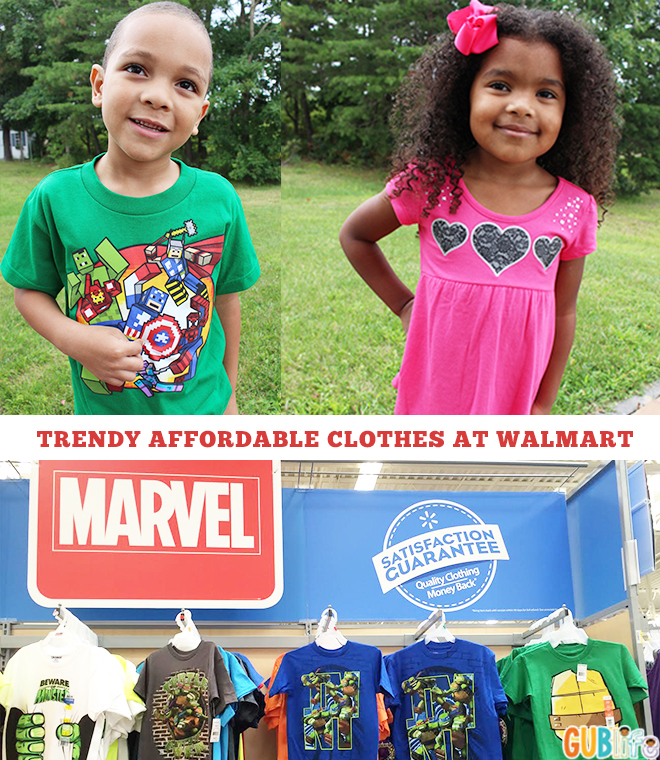 BTS: Trendy Affordable Kids Clothes at Walmart - GUBlife
