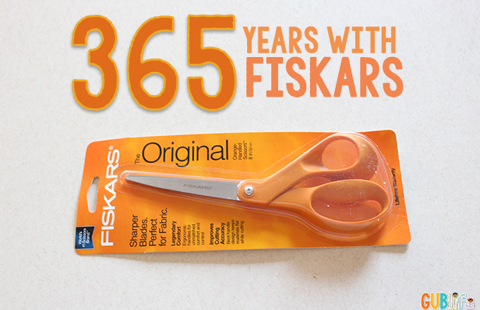 365 years with fiskars