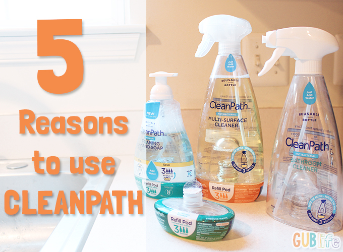 5 reasons to use cleanpath in your home