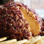 Holiday Recipe: Bacon Cranberry Chipotle Cheese Ball