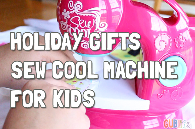 HOLIDAY GIFTS FOR KIDS  Sew Cool