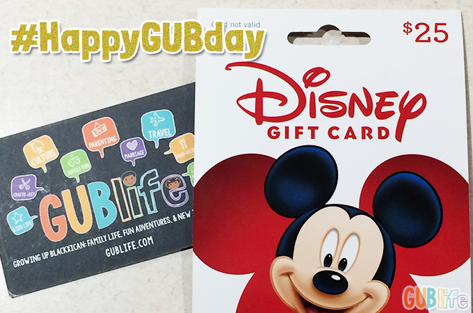 gubday disney giveaway-