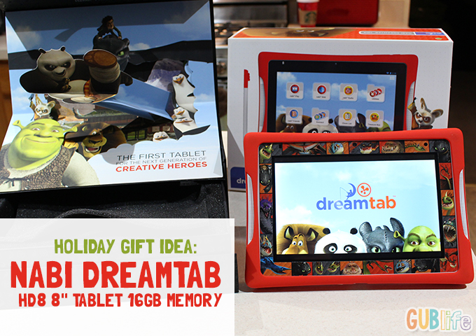 holiday gift idea nabi dreamtab hd8 at walmart