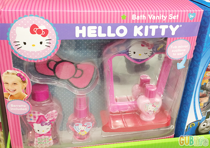 kids bath vanity hello kitty