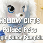 Holiday Gift Ideas: Disney's Princess Puppy Palace Pets Magic Dance Pumpkin