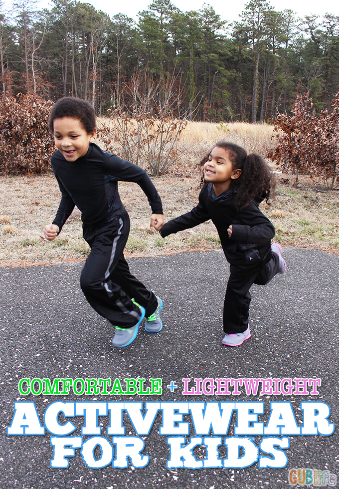 comfortable activewear for kids