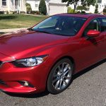 Riding in Style in a 2015 Mazda 6