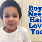 Boys Need Hair Love Too #BlackHistoryMonth