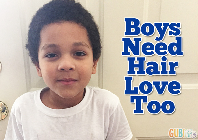 Boys Need Hair Love Too