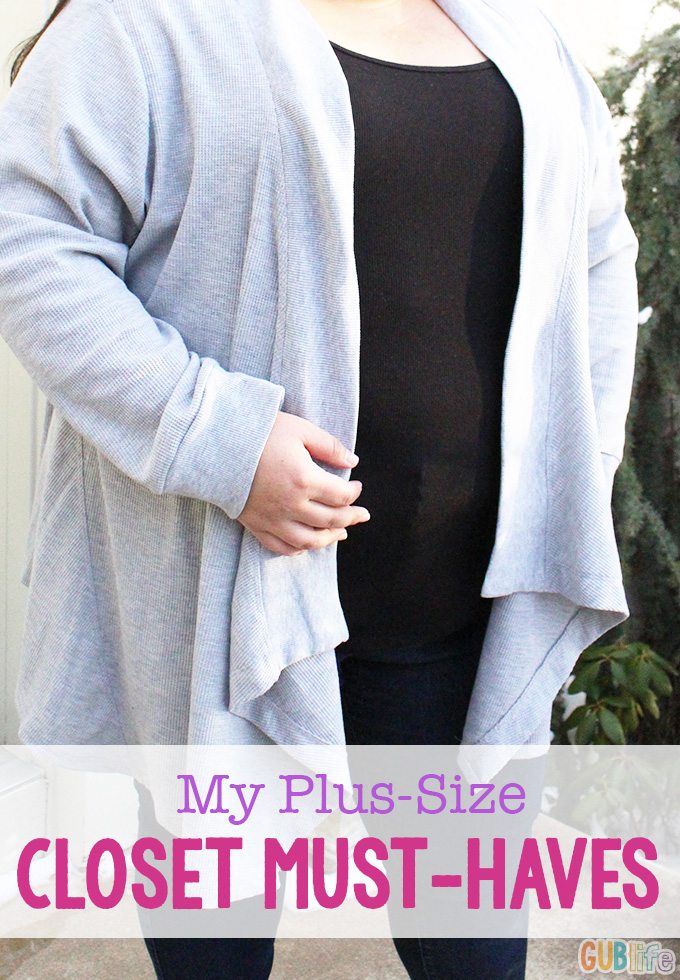 closet must haves-plussize