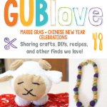 GUBlove: Celebrate Mardi Gras and Chinese New Year