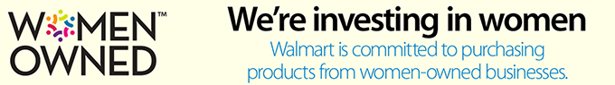 WALMART COMMITTED TO WOMEN OWNED BUSINESS