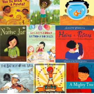 diverse children books