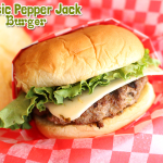 Summer Grilling: Classic Pepper Jack Burger