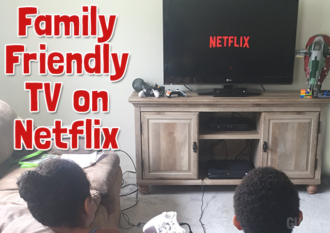 Family Friendly TV on Netflix