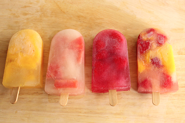 Fresh Fruit paletas