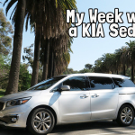 My Week with a KIA Sedona #GUBminiVLOGS