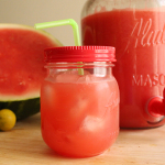 Simple Watermelon Agua Fresca Recipe