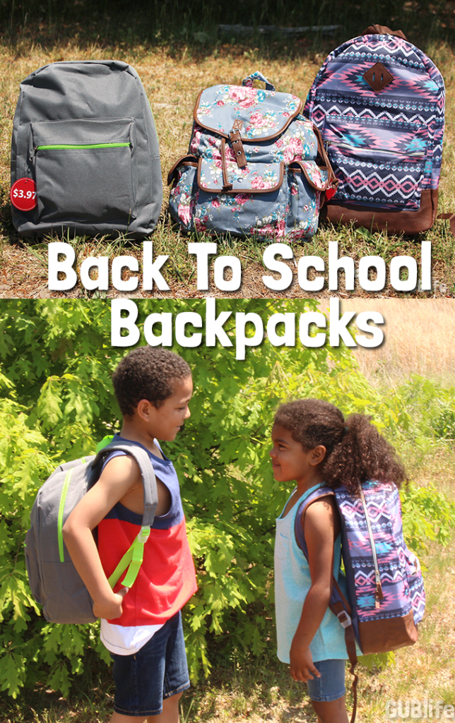back to school backpacks for kids