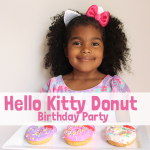 Hello Kitty Donuts Party