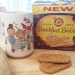 Mornings on the go with Breakfast Biscuits