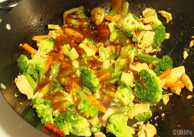 simple meals stir fry chicken-cooking